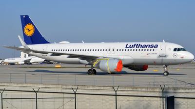 A picture of DAIUC - Airbus A320214 - Lufthansa - © Henrik Hedde