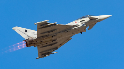 MM7275 - Eurofighter Typhoon EF2000 - Italy - Air Force