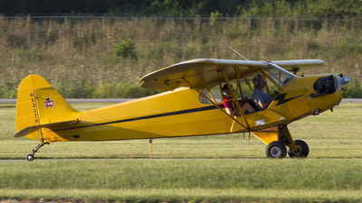 N6337H - Piper J-3C-65 Cub - Private