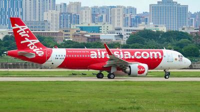 9M-AGQ - Airbus A320-251N - AirAsia