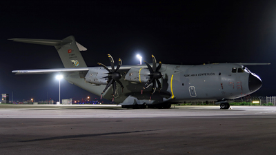 17-0080 - Airbus A400M - Turkey - Air Force