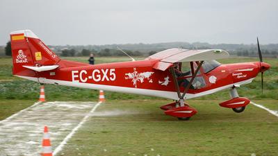 EC-GX5 - ICP Savannah S - Private