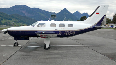D-EINS - Piper PA-46-310P Malibu - Private