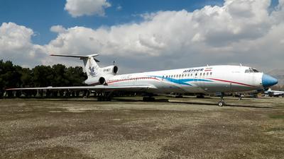 EP-MCT - Tupolev Tu-154M - Iran Air Tours