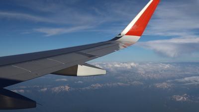 VP-BTA - Airbus A320-214 - Aeroflot