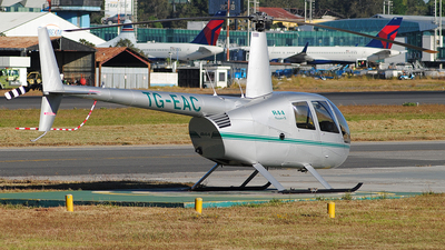 TG-EAC - Robinson R44 Raven II - Private
