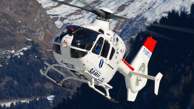F-GMTU - Eurocopter EC 135T1 - SAF Hélicoptères - Service Aérien Français