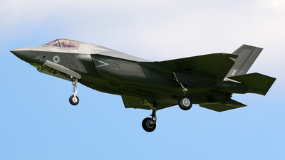 ZM147 - Lockheed Martin F-35B Lightning II - United Kingdom - Royal Air Force (RAF)
