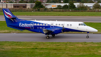 A picture of GMAJZ - BAe Jetstream 41 - [41100] - © Ethan Hew - p_nilly