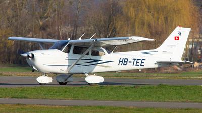 HB-TEE - Cessna 172S Skyhawk SP - AlpAviation