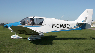 A picture of FGNBO - Robin DR400/180 - [740] - © Ronald Vermeulen