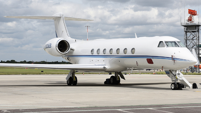 N336EB - Gulfstream G550 - Private
