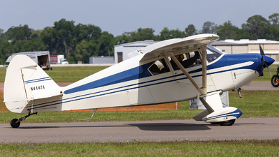 A picture of N4442A - Piper PA22150 - [223772] - © Matheus Lima