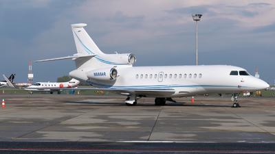 N888AR - Dassault Falcon 7X - Private