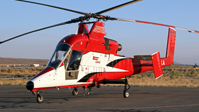 N312KA - Kaman K-1200 K-Max - Sawson Group Aviation