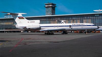 4K-85364 - Tupolev Tu-154B-2 - AZAL Azerbaijan Airlines