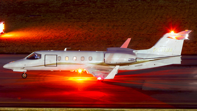 PR-WMA - Bombardier Learjet 31A - Private