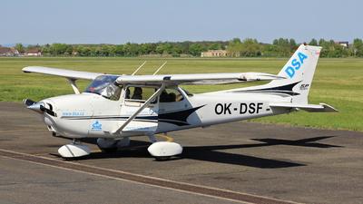 A picture of OKDSF - Cessna 172S Skyhawk SP - [172S9744] - © Milos Ruza