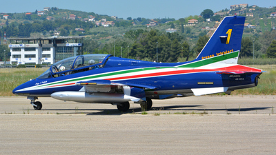 MM54510 - Aermacchi MB-339PAN - Italy - Air Force