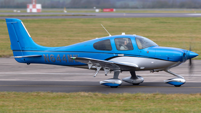A picture of N644MW - Cirrus SR22T - [1318] - © Phil Woods