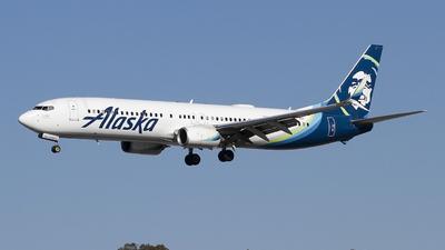 A picture of N264AK - Boeing 737990(ER) - Alaska Airlines - © Jeremy D. Dando