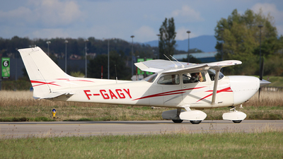 F-GAGY - Reims-Cessna FR172K Reims Rocket - Rectimo Aviation
