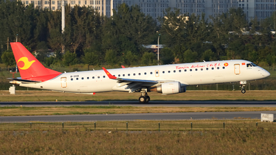 B-3119 - Embraer 190-200LR - Tianjin Airlines