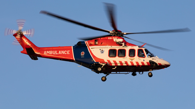 A picture of VHYXF - AgustaWestland AW139 - Babcock MCS Onshore - © Nicholas Kimura