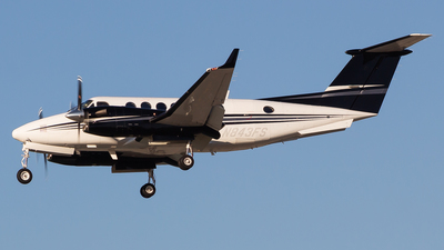 N843FS - Beechcraft B300 King Air 350 - Private