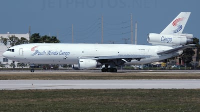 N140WE - McDonnell Douglas DC-10-40(F) - South Winds Cargo