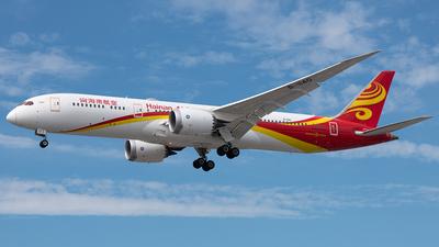 B-1140 - Boeing 787-9 Dreamliner - Hainan Airlines