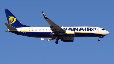 A picture of EIDHO - Boeing 7378AS - Ryanair - © Alejandro Gutierrez Martin