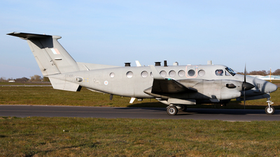 ZZ416 - Beechcraft 350ER Shadow R.1 - United Kingdom - Royal Air Force (RAF)
