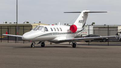 A picture of N12GY - Cessna 525 CitationJet CJ1 - [5250374] - © xuxinyi1000