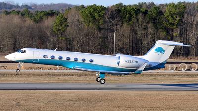 N565JM - Gulfstream G550 - JM Aviation