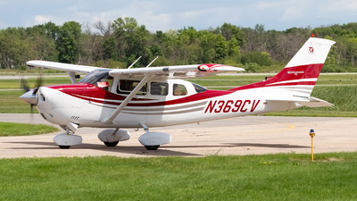 A picture of N369CV - Cessna T206H Turbo Stationair - [T20608560] - © Jeremy D. Dando
