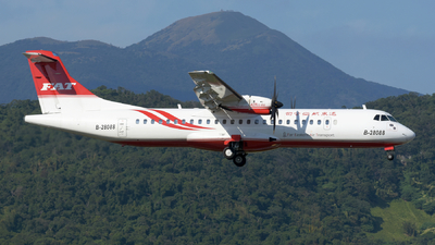 B-28088 - ATR 72-212A(600) - Far Eastern Air Transport (FAT)