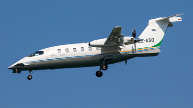 LZ-ASO - Piaggio P-180 Avanti II - Aviostart