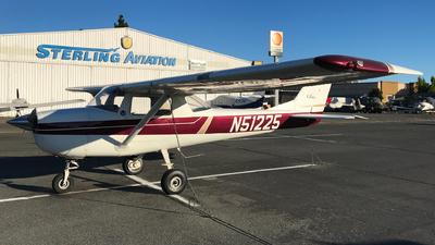 N51225 - Cessna 150J - Private