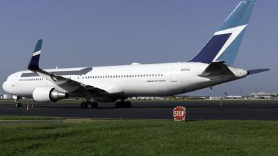 A picture of N503AZ - Boeing 767338(ER)(BDSF) - [25274] - © Kerrigan_Aviation_NJ