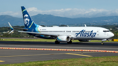 N533AS - Boeing 737-890 - Alaska Airlines