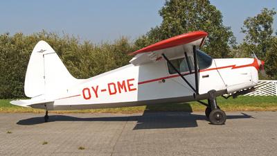 OY-DME - SAI KZ III - Private