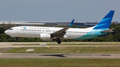 A picture of PKGEN - Boeing 7378AS - Garuda Indonesia - © Arvin L