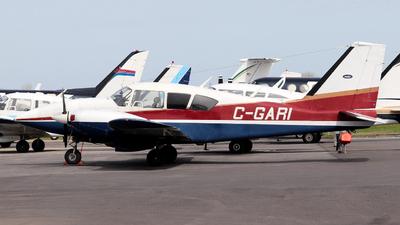 C-GARI - Piper PA-23-250 Aztec E - Cargair