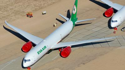 B-17809 - Boeing 787-10 Dreamliner - Eva Air
