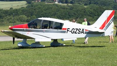 F-GZSA - Robin DR400/180 Régent - Private