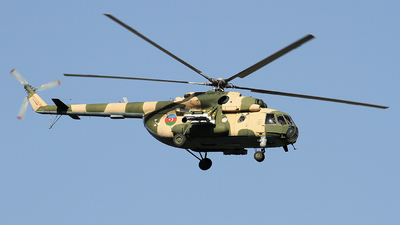 186 - Mil Mi-17-1V Hip - Azerbaijan - Air Force