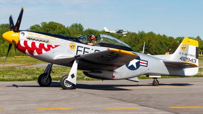 NL151JT - North American P-51D Mustang - Private