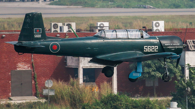 5622 - Nanchang PT-6A - Bangladesh - Air Force