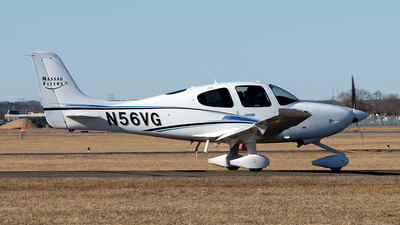 N56VG - Cirrus SR20 - Private